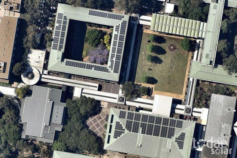 UNSW Commercial Solar System